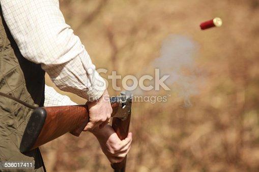 istock Claypigeon Shooting 536017411