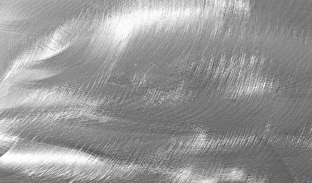 clean and pure metals background - aluminium bildbanksfoton och bilder