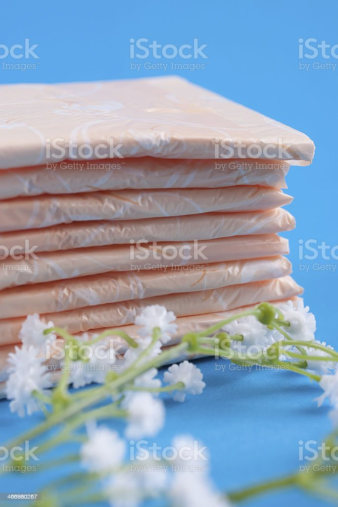 Clean and safe stock photo
