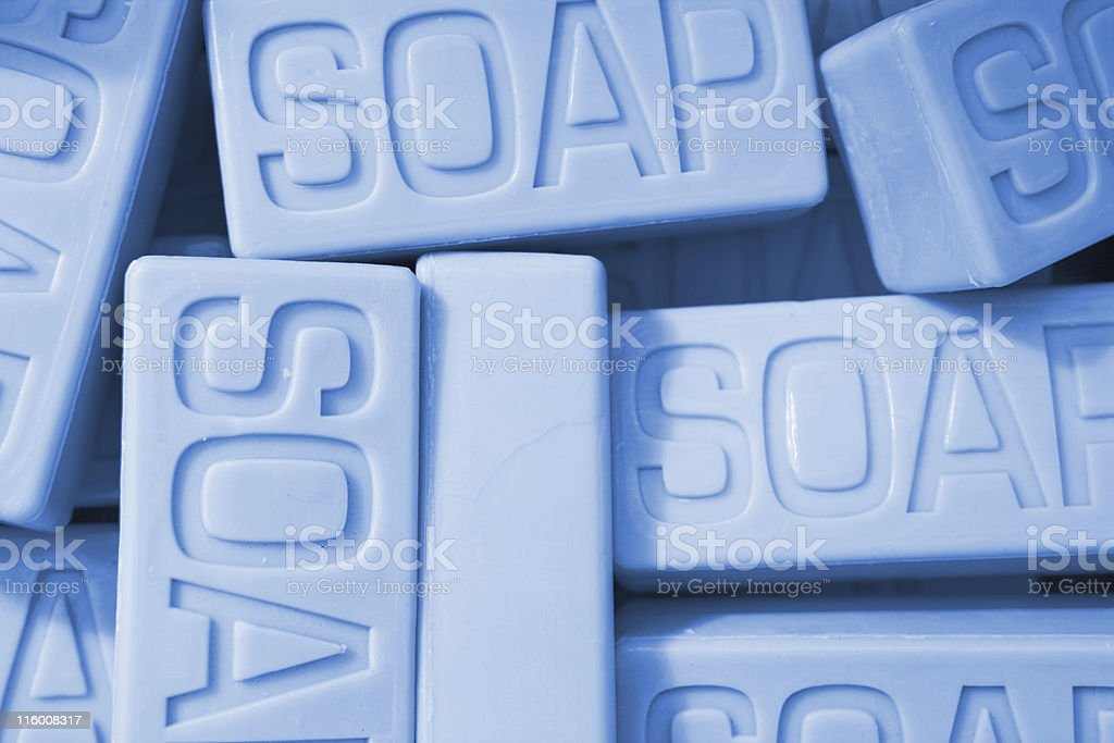 Clean background stock photo