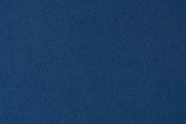 Clean blue paper texture background stock photo