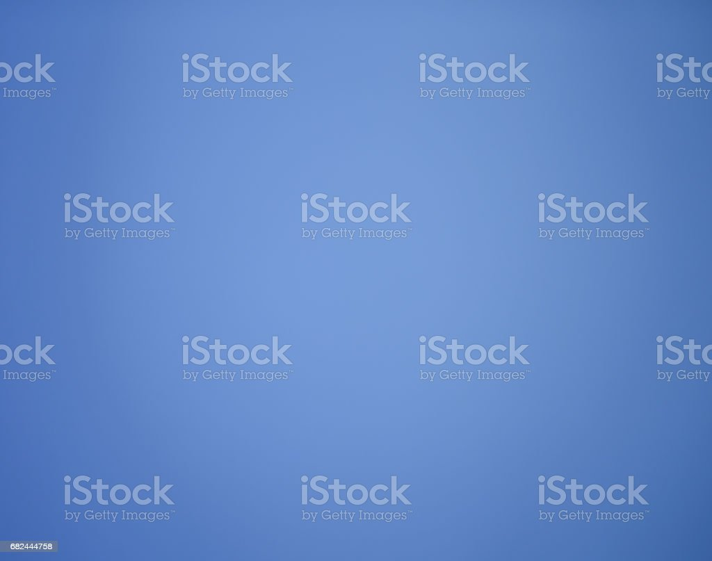 Clean blue sky royalty-free stock photo
