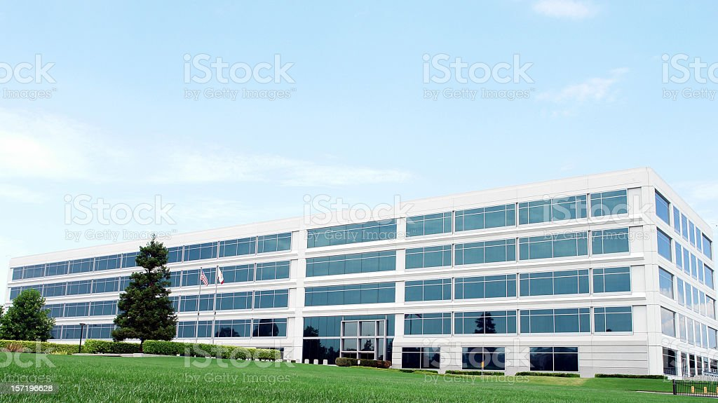 Clean Corporation royalty-free stock photo