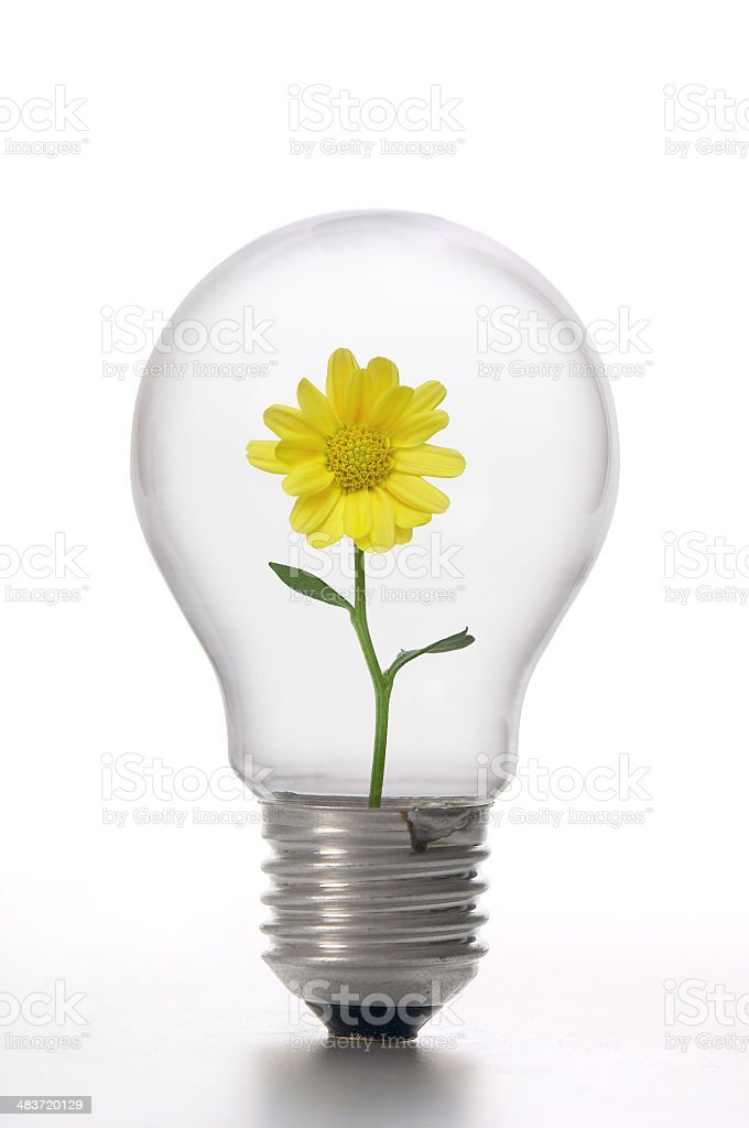 Clean energy (series) royalty-free stock photo