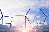 Clean energy, wind power and photovoltaic power generation, and energy-efficient light bulbs to solve future energy shortages