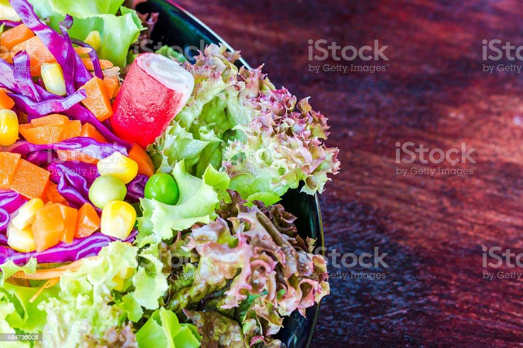 clean Food salad no fat for healthyclean Food salad no fat for healthy