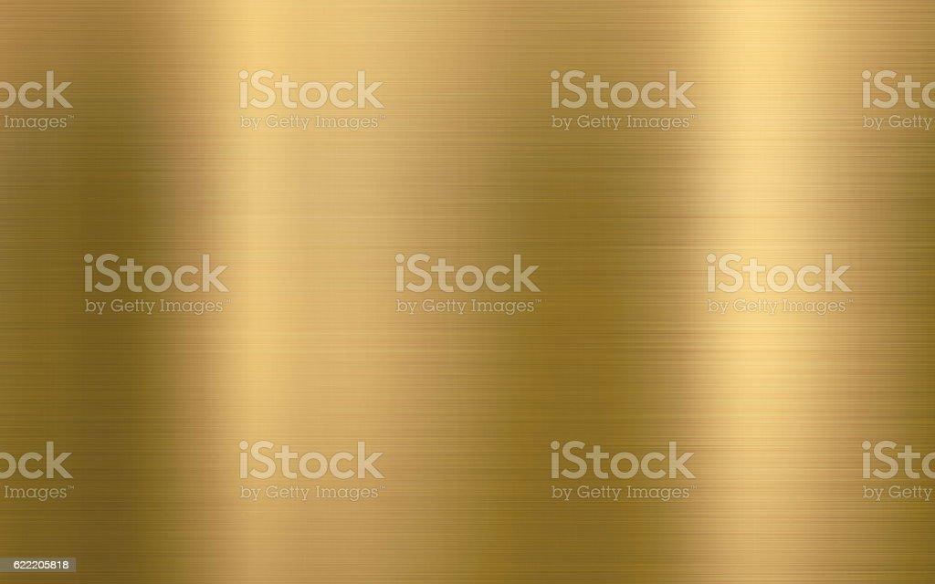 Clean gold texture background illustration – Foto