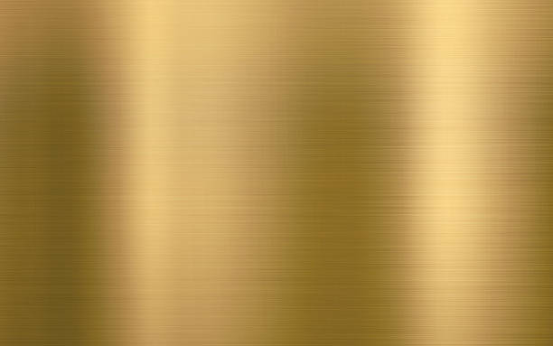 Clean gold texture background illustration stock photo