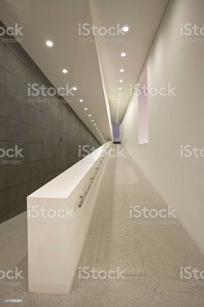 Clean Interior Design stock photo