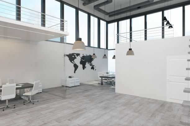 Sauberes Büro-Interieur – Foto