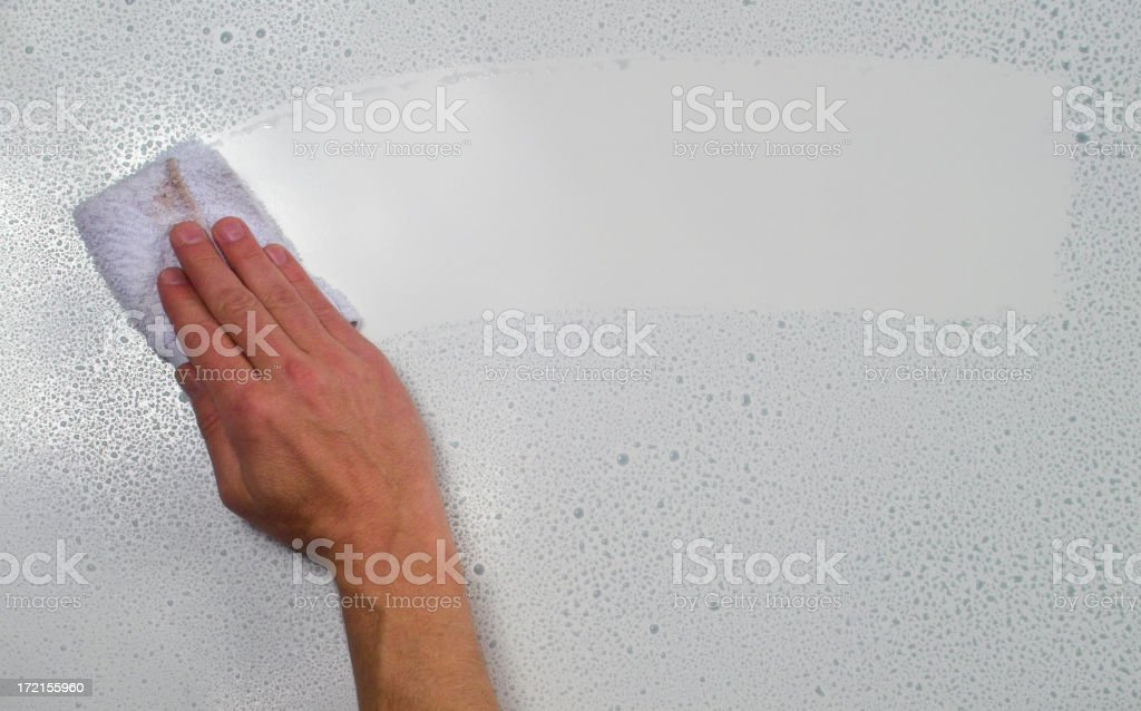 Clean royalty-free stock photo