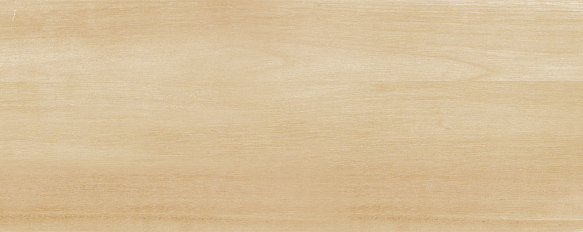 Clean light pine wood texture banner background