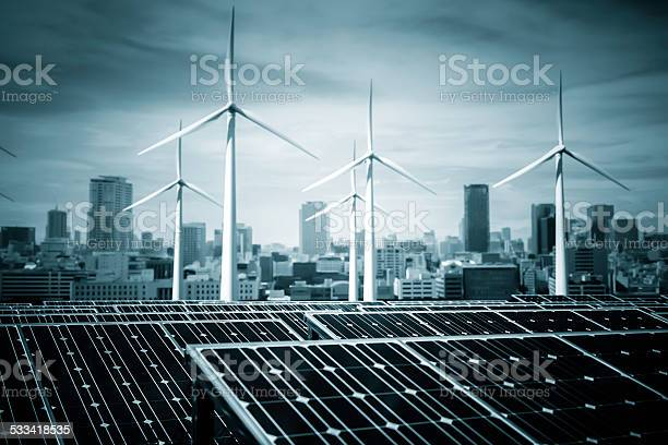 Photo of Clean power for the city