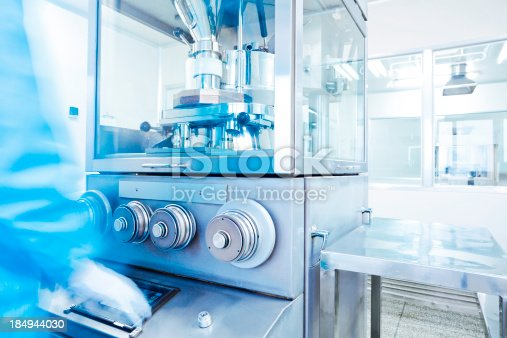 istock clean room in pharmaceutical factory 184944030