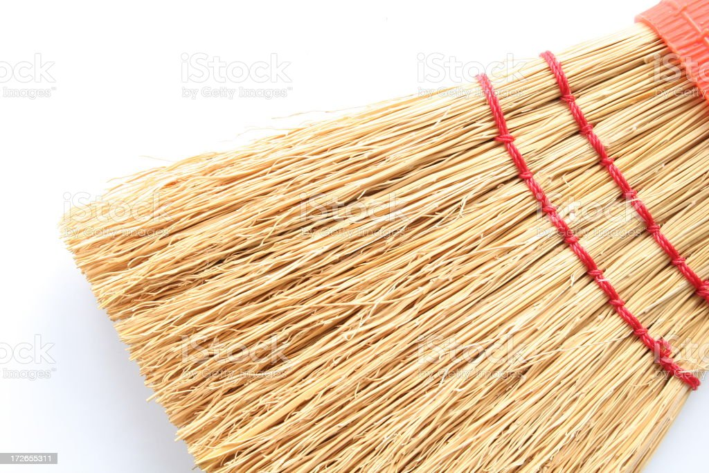 Clean Sweep 01 royalty-free stock photo