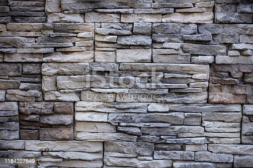 187035172 istock photo Clean Texture Background Gray Wall 1184227549