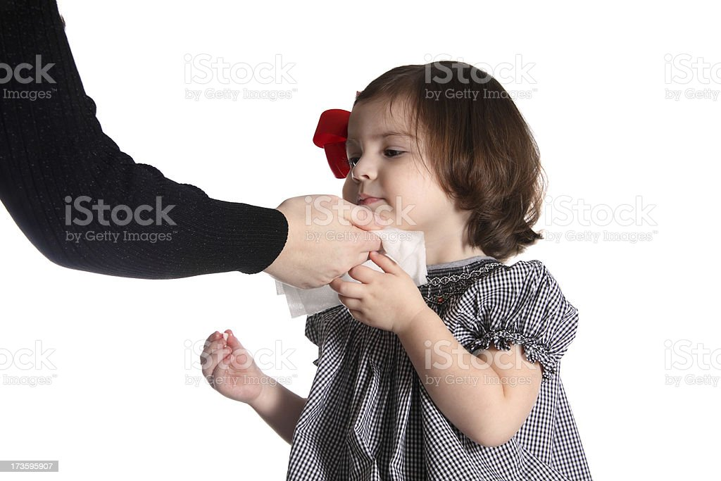 Clean Up royalty-free stock photo