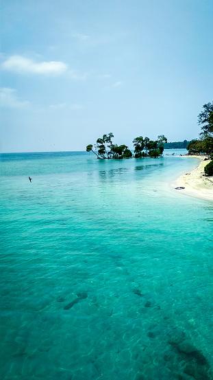 Andamanen Insel