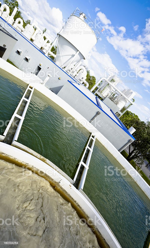 Clean Water royalty-free stock photo