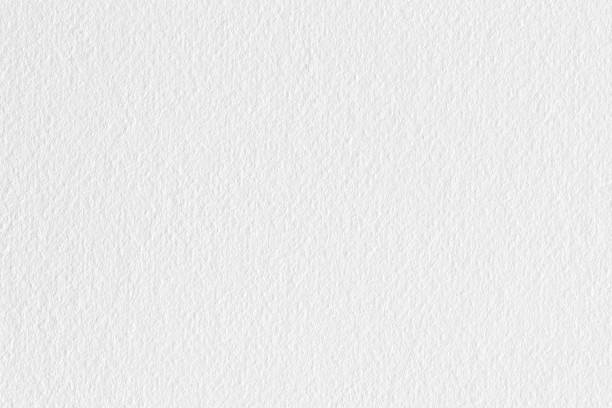 clean white paper texture - grainy stock pictures, royalty-free photos & images
