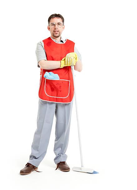 limpiador - padre que se queda en casa fotografías e imágenes de stock