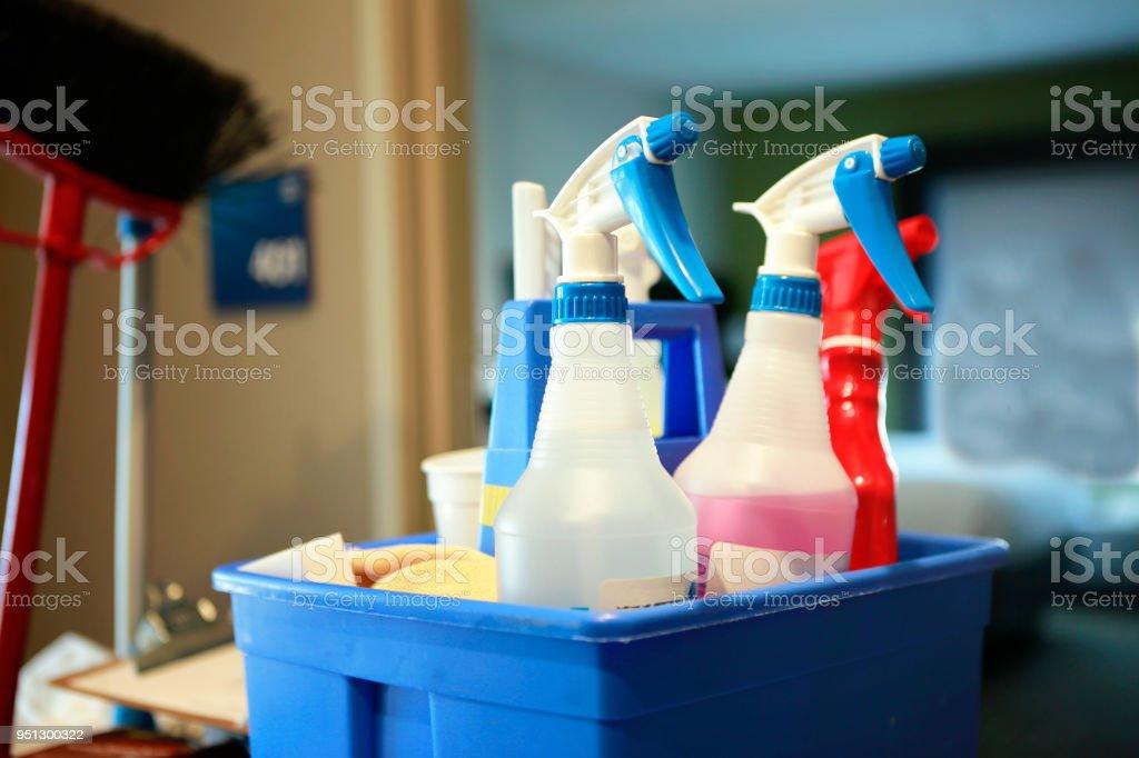 Limpieza - foto de stock