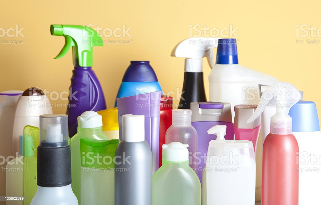 Cleaning Product royalty-free stock photo