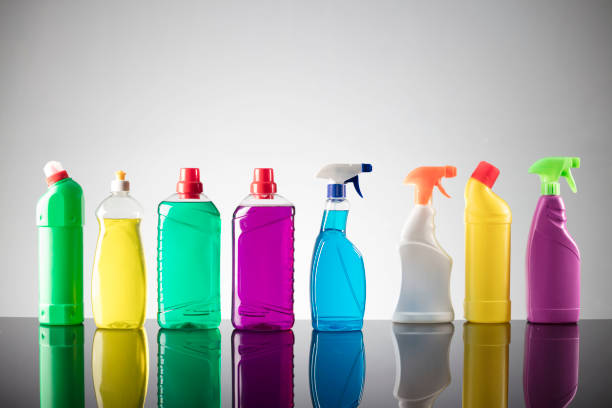 cleaning products - lysol stock pictures, royalty-free photos & images