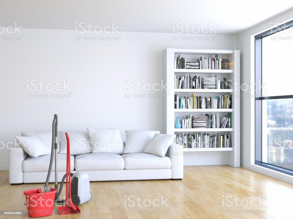 Reinigungsmittel im Haus – Foto
