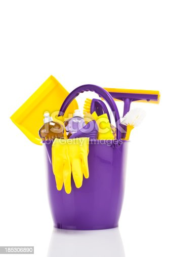 istock Cleaning Supplies 185306890