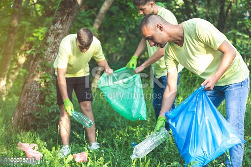 istock Cleaning The Outside Environment of Plastic 1160025711