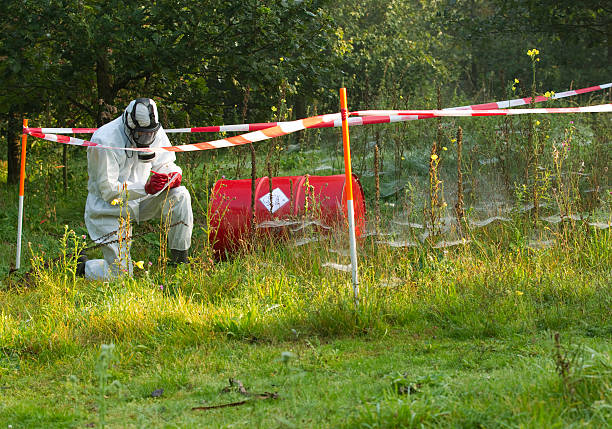 cleanup - bioremediation stock photos and pictures