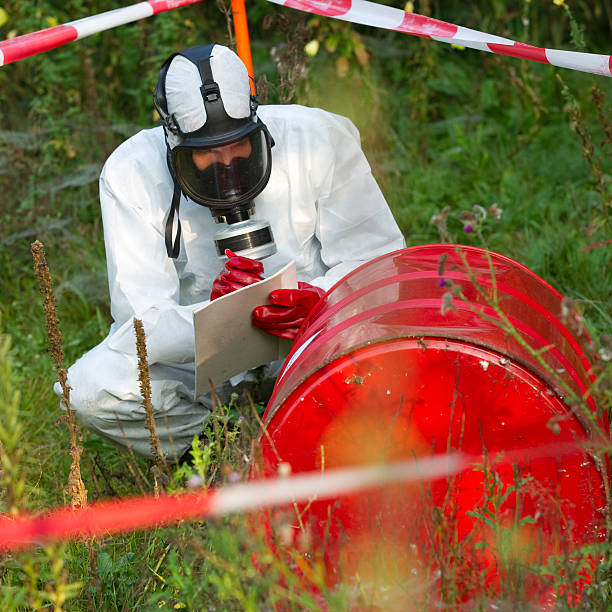 cleanup, remediation - bioremediation stock photos and pictures