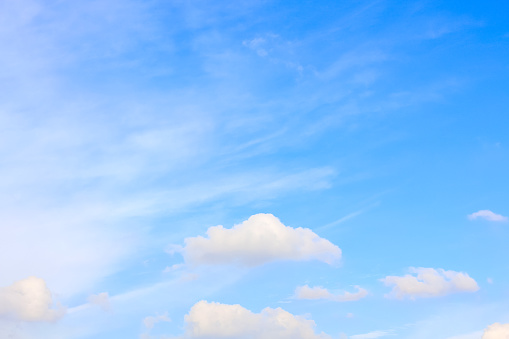 Clear Blue Sky As A Background Wallpaper Pastel Sky Wallpaper Stock Photo Download Image Now Istock