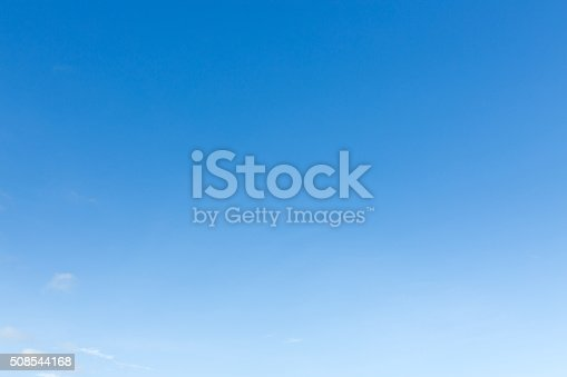 istock clear blue sky background 508544168