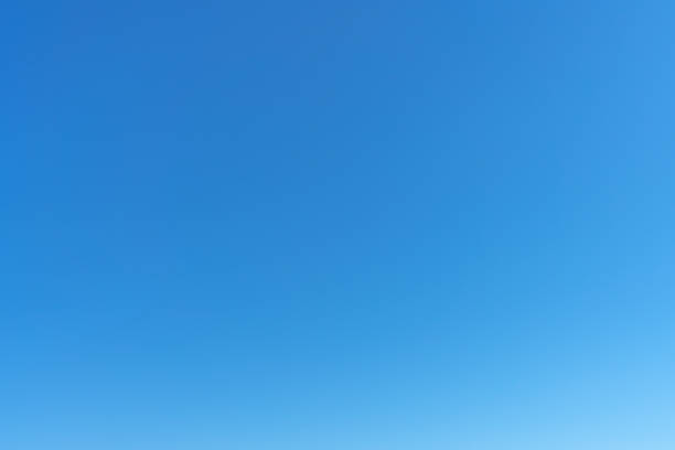 clear blue sky, sky background - clear sky stock pictures, royalty-free photos & images