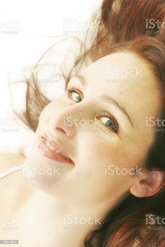 Clear Dreaming royalty-free stock photo