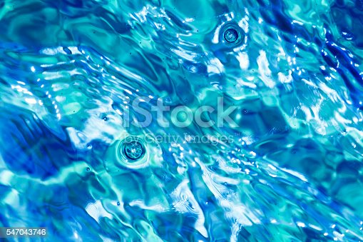 istock Clear fresh Water background. 547043746