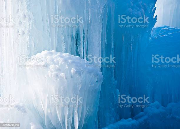 Photo of Clear Icicle Formation