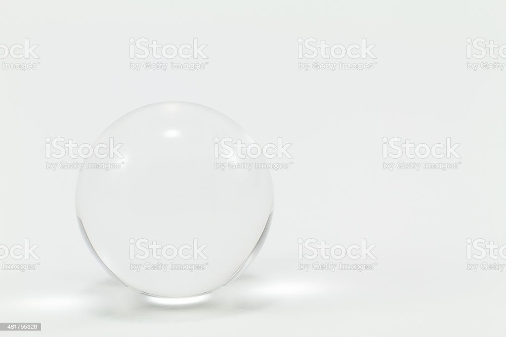 Clear marble stock photo