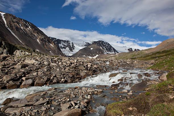 wyczyść river - państwowy rezerwat przyrody altay zdjęcia i obrazy z banku zdjęć