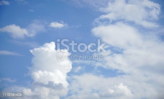 479184640istockphoto Clear sky with Cloud 1170731423
