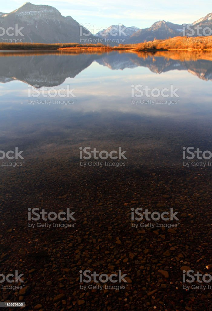 Clear Water royalty-free stock photo