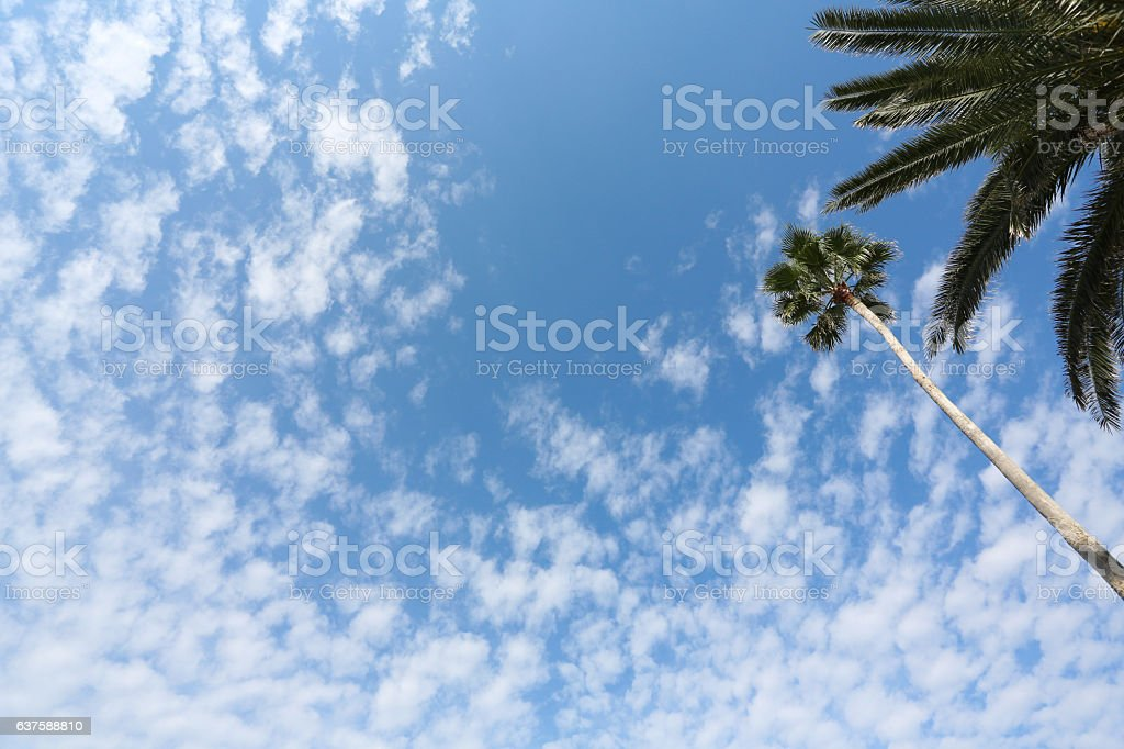 Clear weather stock photo