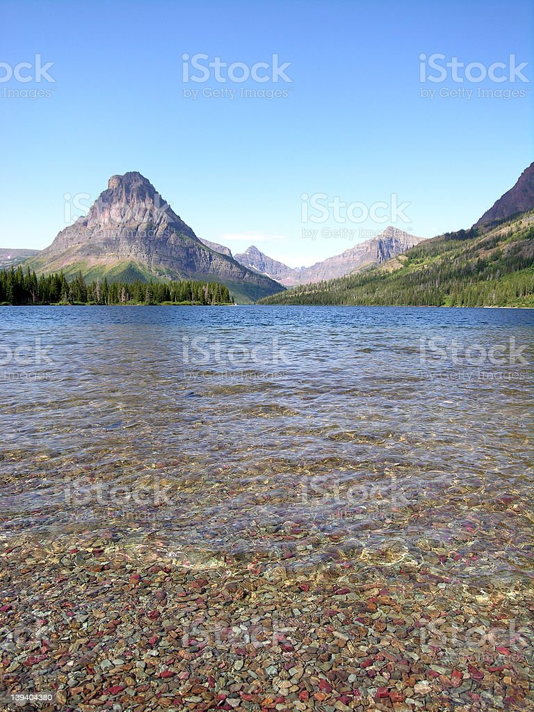 clearwaters royalty-free stock photo