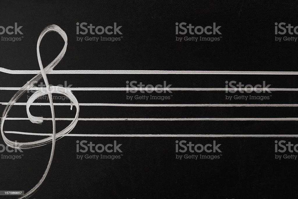 clef stock photo