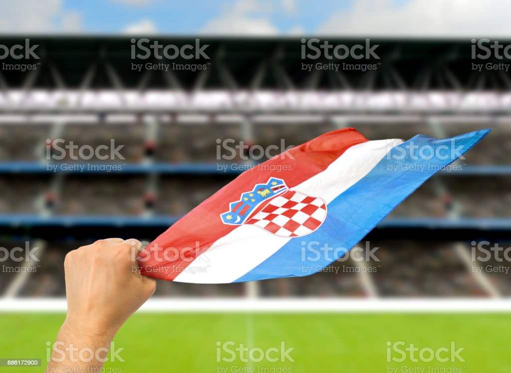 clenched fist and victory stock photo