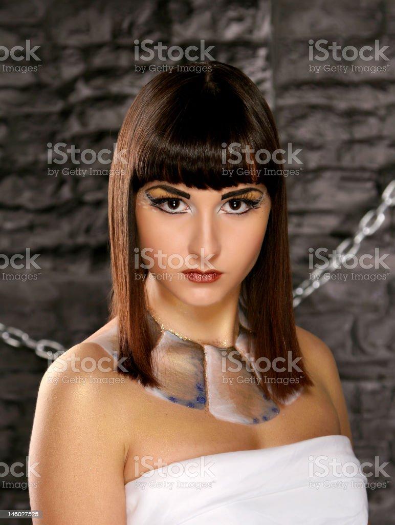 cleopatra royalty-free stock photo