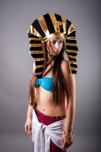 1137329370 istock photo Cleopatra the queen of egypt 184694553