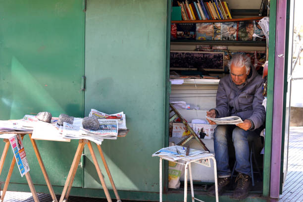 Clerk neuer Stand in Buenos Aires – Foto